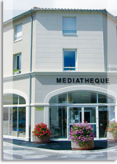 photo facade mediatheque